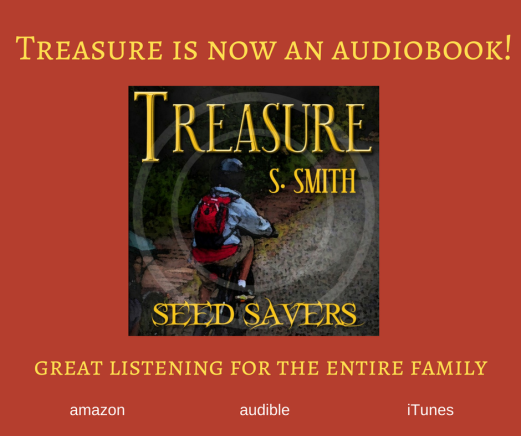 Treasure is now an audiobook!.png