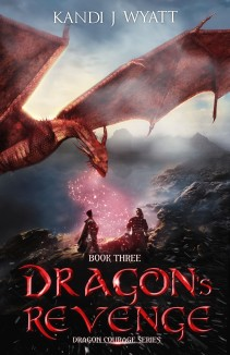 Dragon's Revenge Cover final