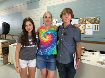 Rachel Parent of Kids Right to Know and Birke Baehr
