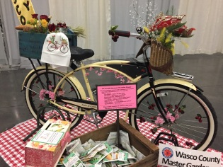 Some were simply lovely like this entry from Wasco County.